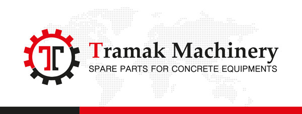 TRAMAK MACHINERY- Spare Parts for Concrete Pump